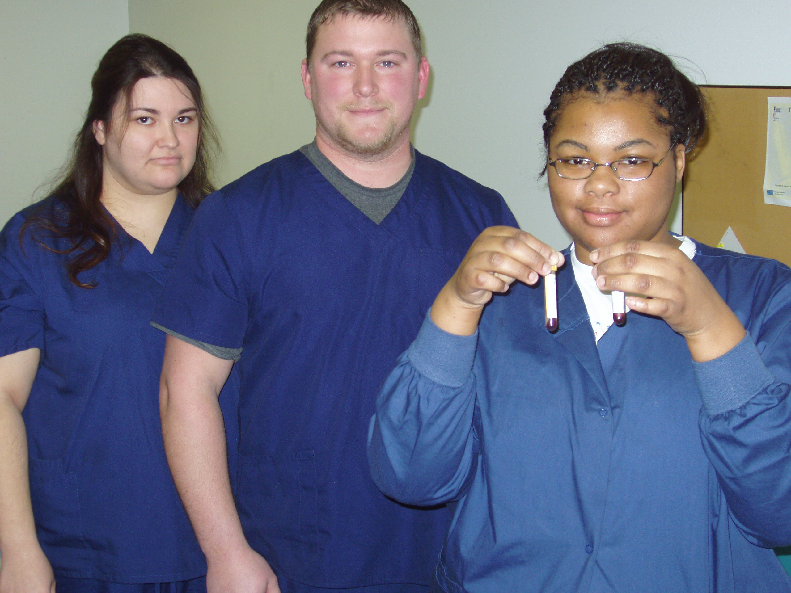 Small Class Sizes Phlebotomy Career Training