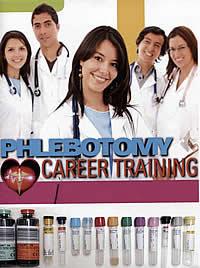 Phlebotomy Career Training - Book