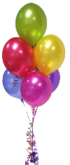 look for the balloons for tuition specials