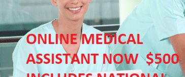 Online medical assistant classes