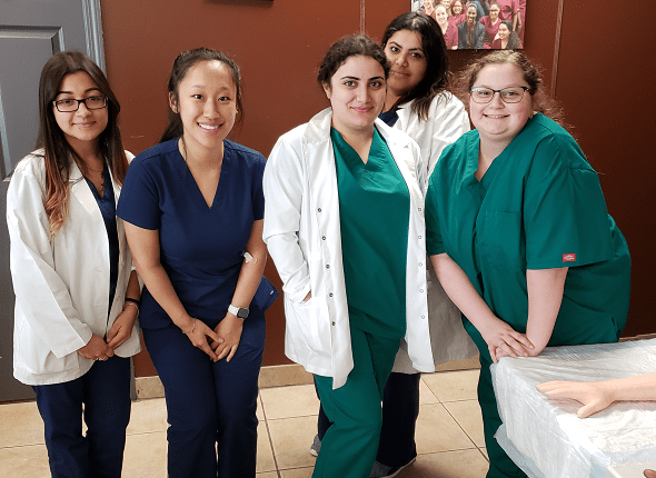 phlebotomy career training