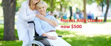 Nursing assistant classes