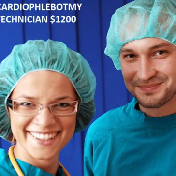 cardiophlebotomy technician class